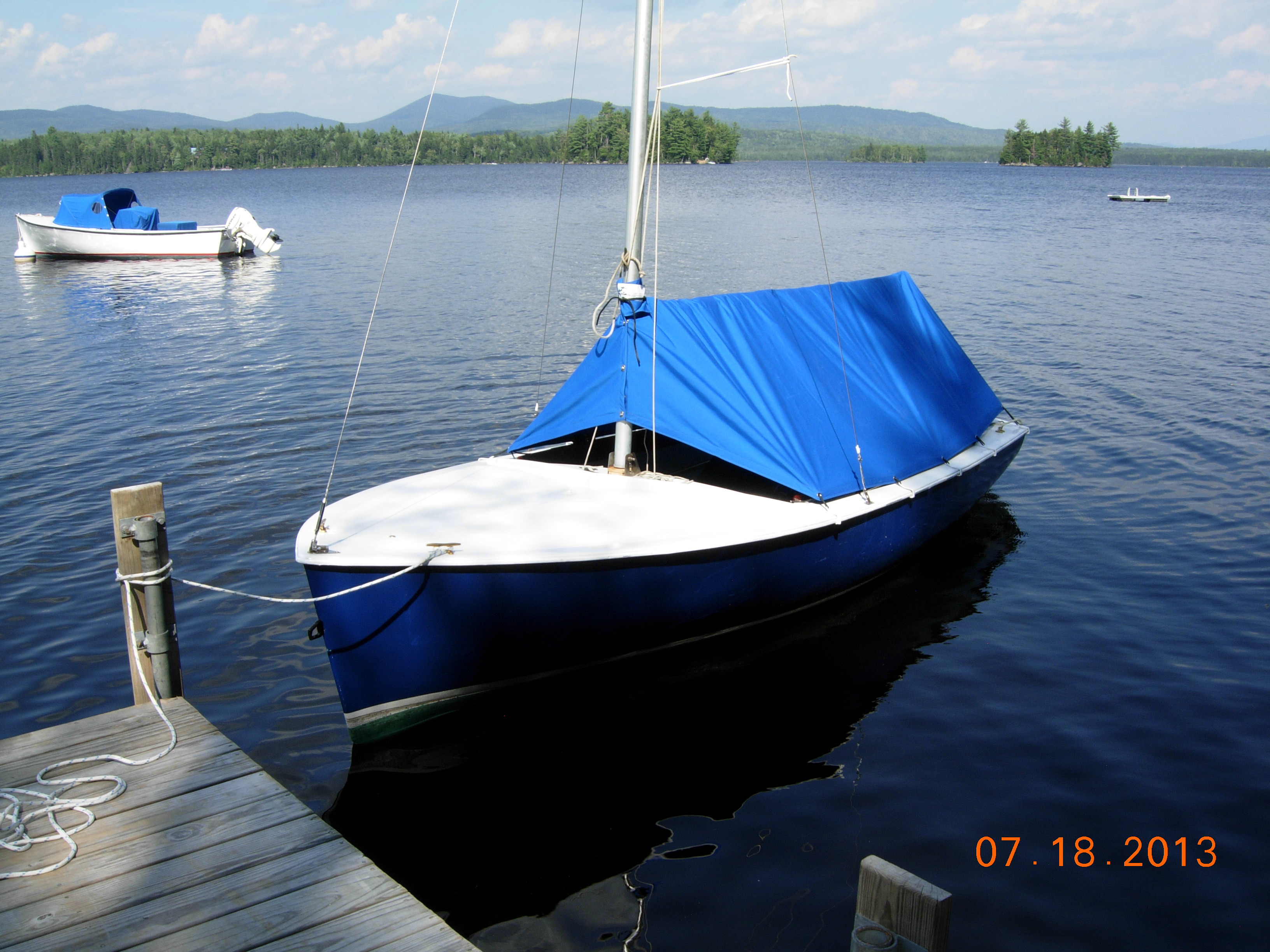 Small Boat Covers : Boat cover styles